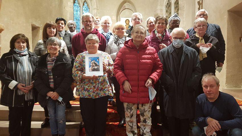 Journée mondiale de prière Marianiste dans l`Est