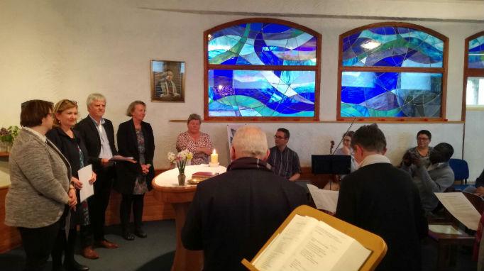 5 Ccosécrations-Alliances avec la Vierge Marie à St Dié-des-Vosges