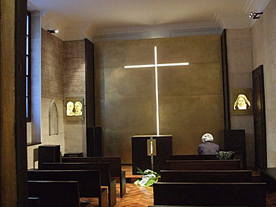 Croix_chapelle époux Martin_ND des Victoires